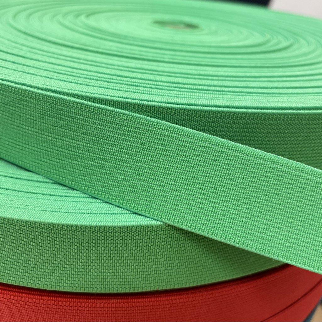 Pruženka zelená, 25mm