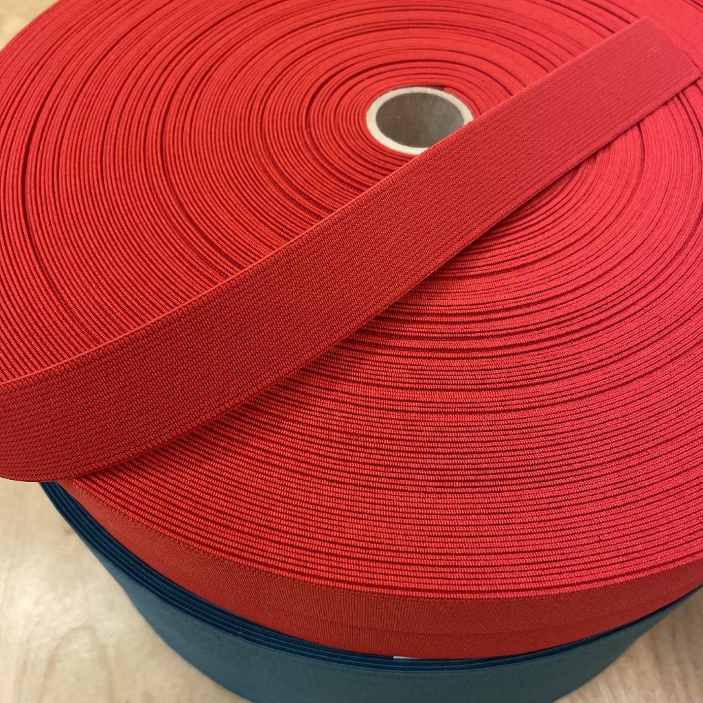 Pruženka červená, 25mm