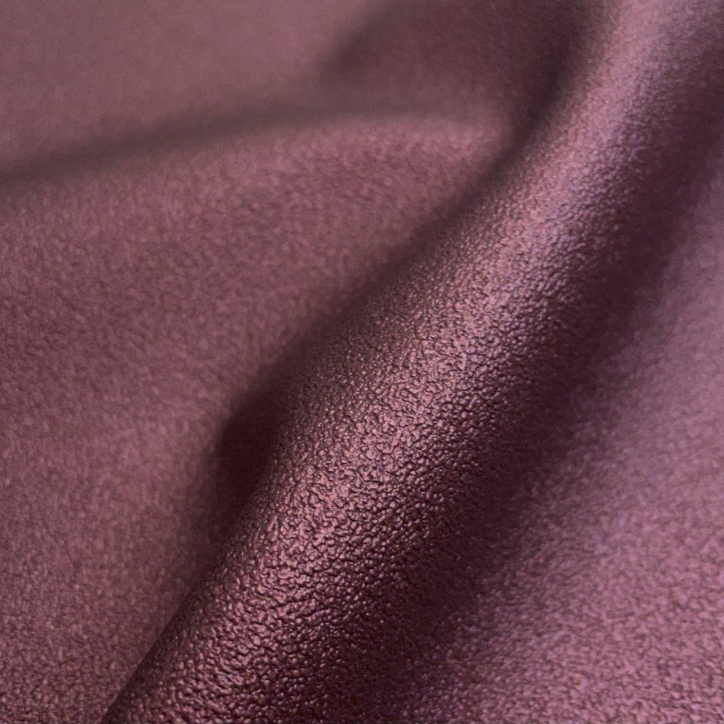 Koženka Metalicky fialová