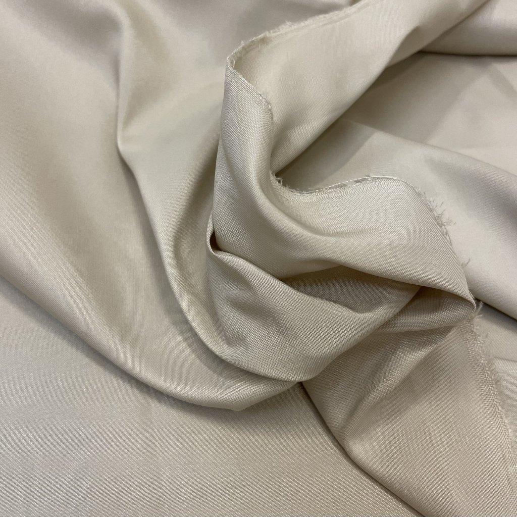Béžový taft, polyester