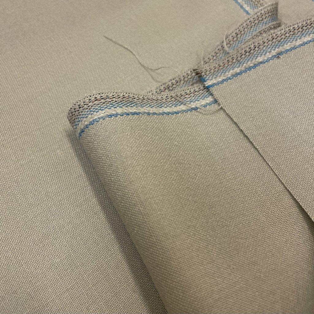 Oblekovka/kostýmová vlna/PES světlá šedá