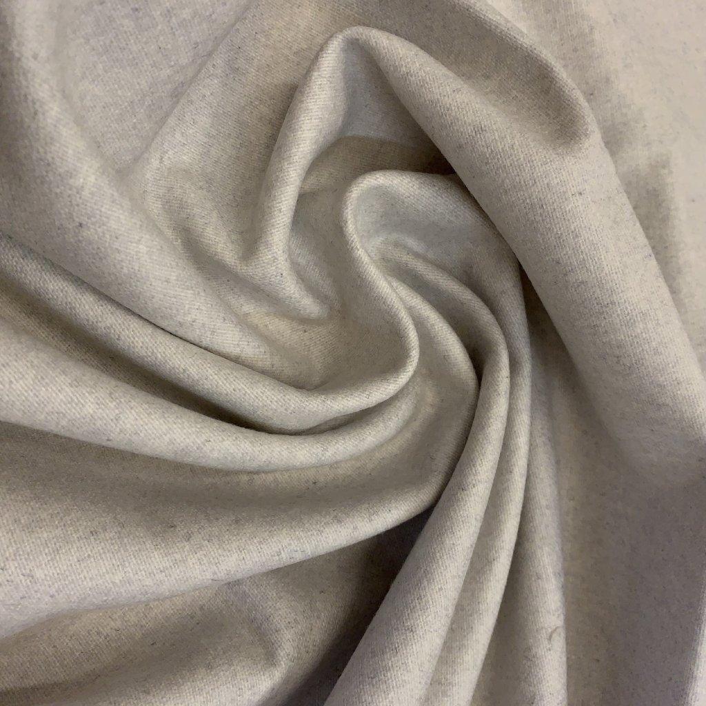 Světle šedá čalounická vlna, polyester