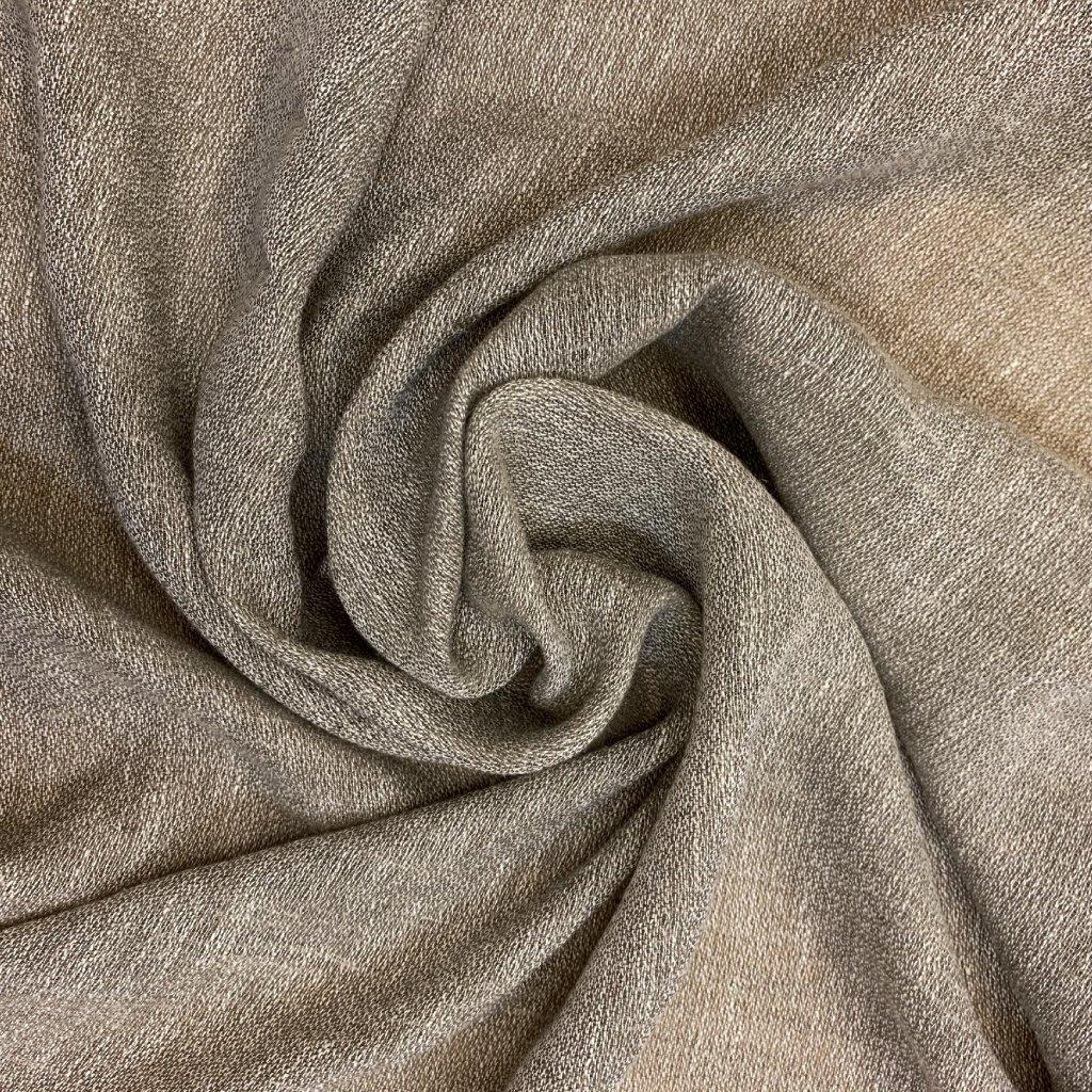 Lněné žíhaní+polyester