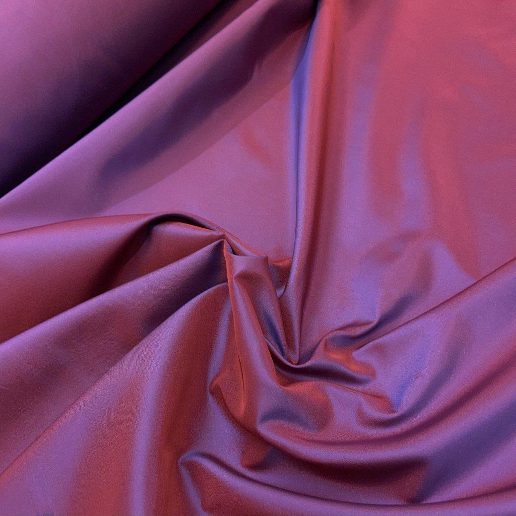 Měňavka, polyesterový taft