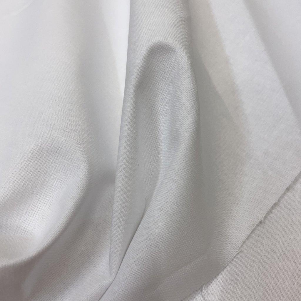 Základní bavlněné plátno, prostěradlo, šíře role 240cm, bílá