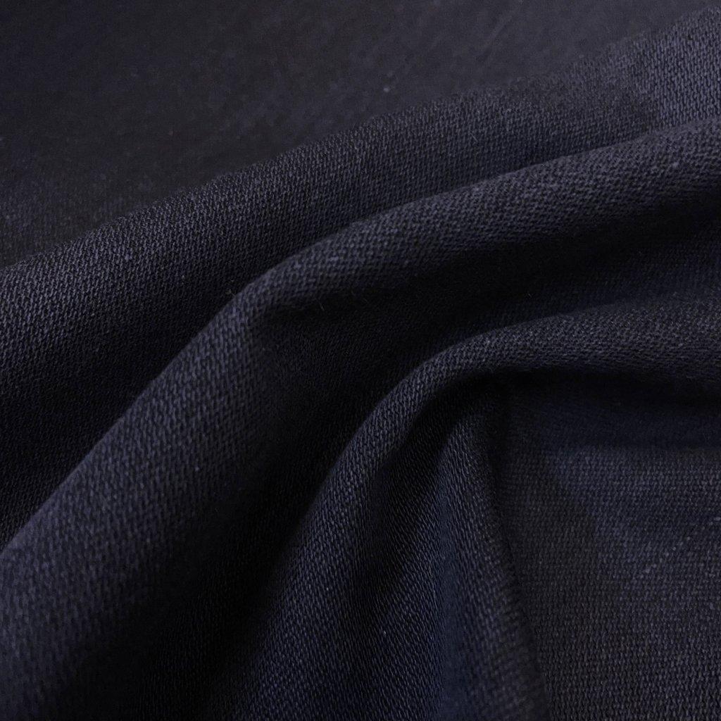 Luxusní poctivý double, oblekovka vlna/hedvábí