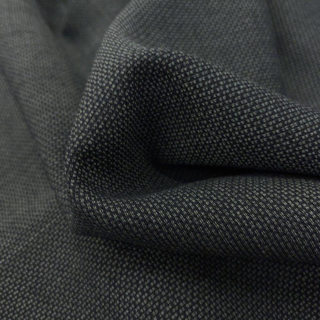 Lehká vlněná oblekovka/šatovka, grafitová