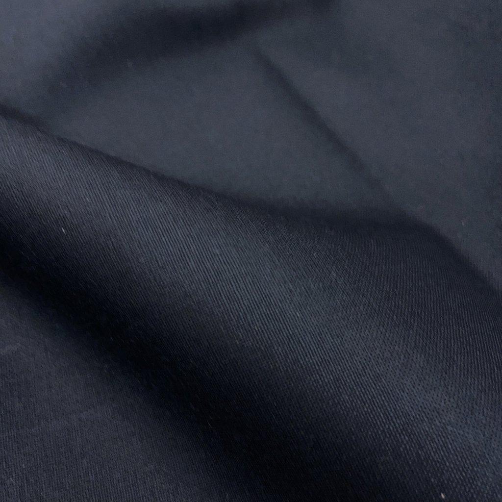 Tmavě modrá oblekovka vlna/PES