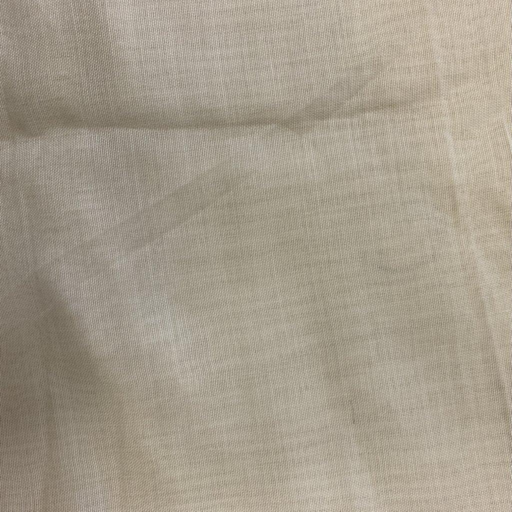 Transparentní PES/bavlna v plátnové vazbě