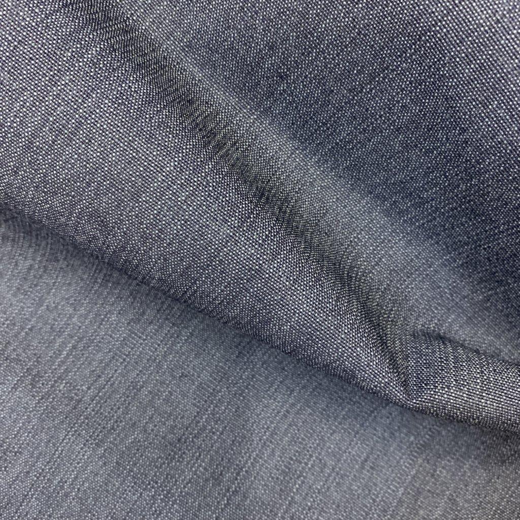 Džínovina, tmavá modrá