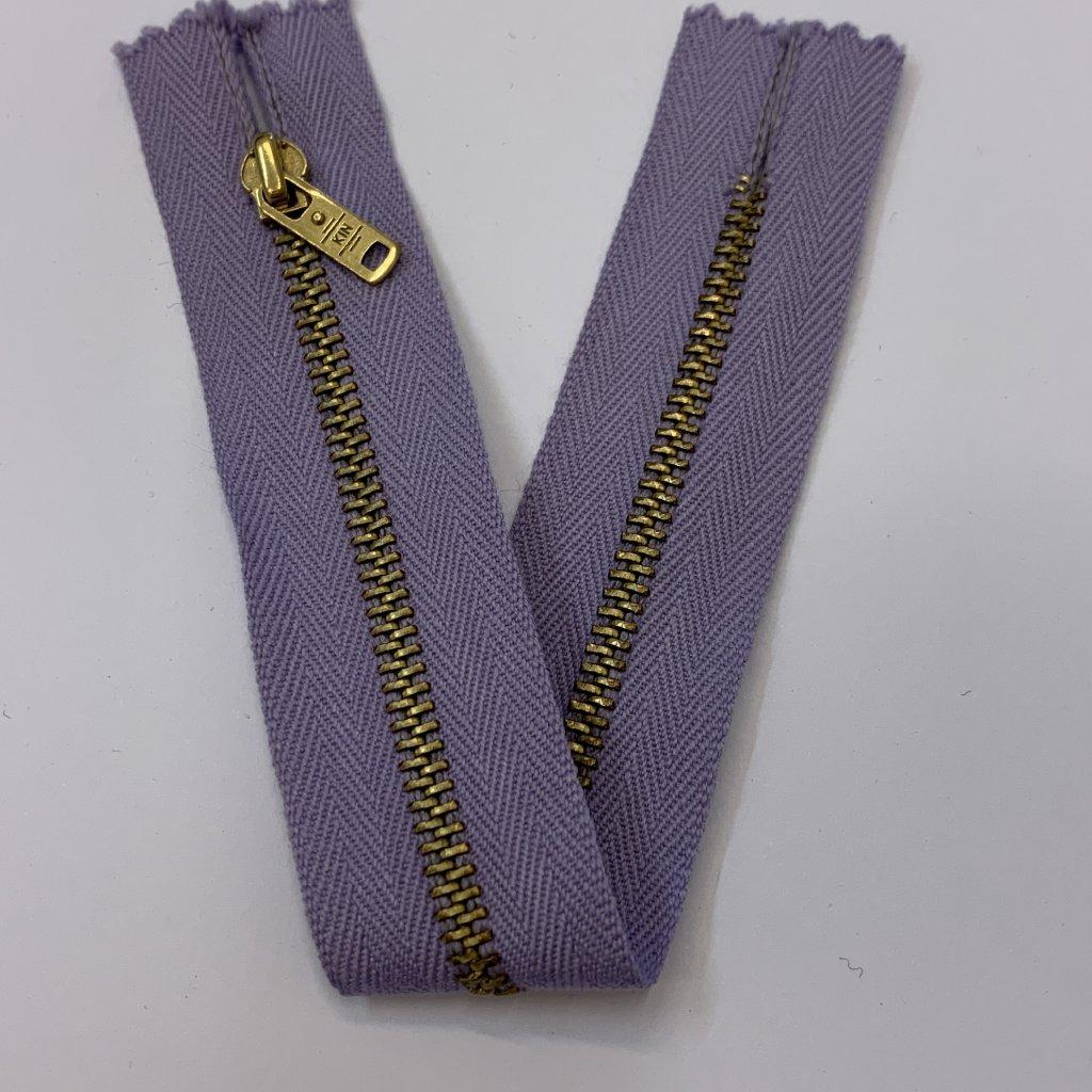 Zip lila 18CM