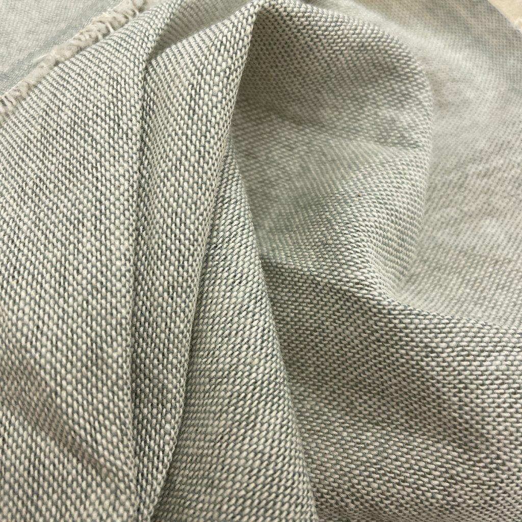 Bavlněné plátno prané, mušelínový efekt, 128g/m2