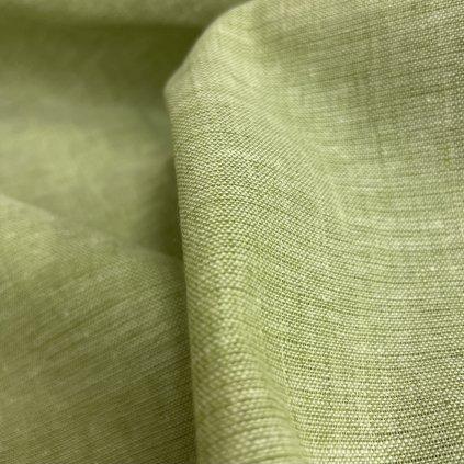 Jain&Kriz len/bavlna, ručně tkané, Hay