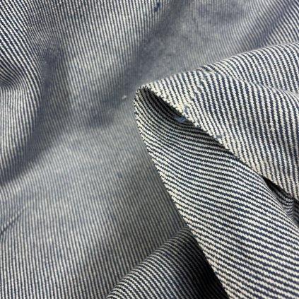 Jain&Kriz ručně tkaný kepr, nopky, bavlna