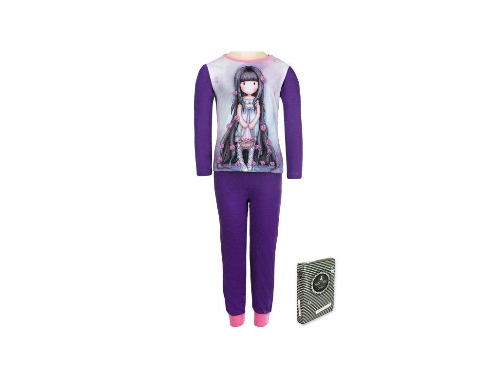 833-043 Santoro London Gorjuss dívčí pyžamo