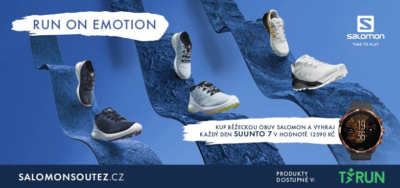 Salomon soutěž o hodinky Suunto 7