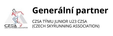 Generální partner CZSA team Junior