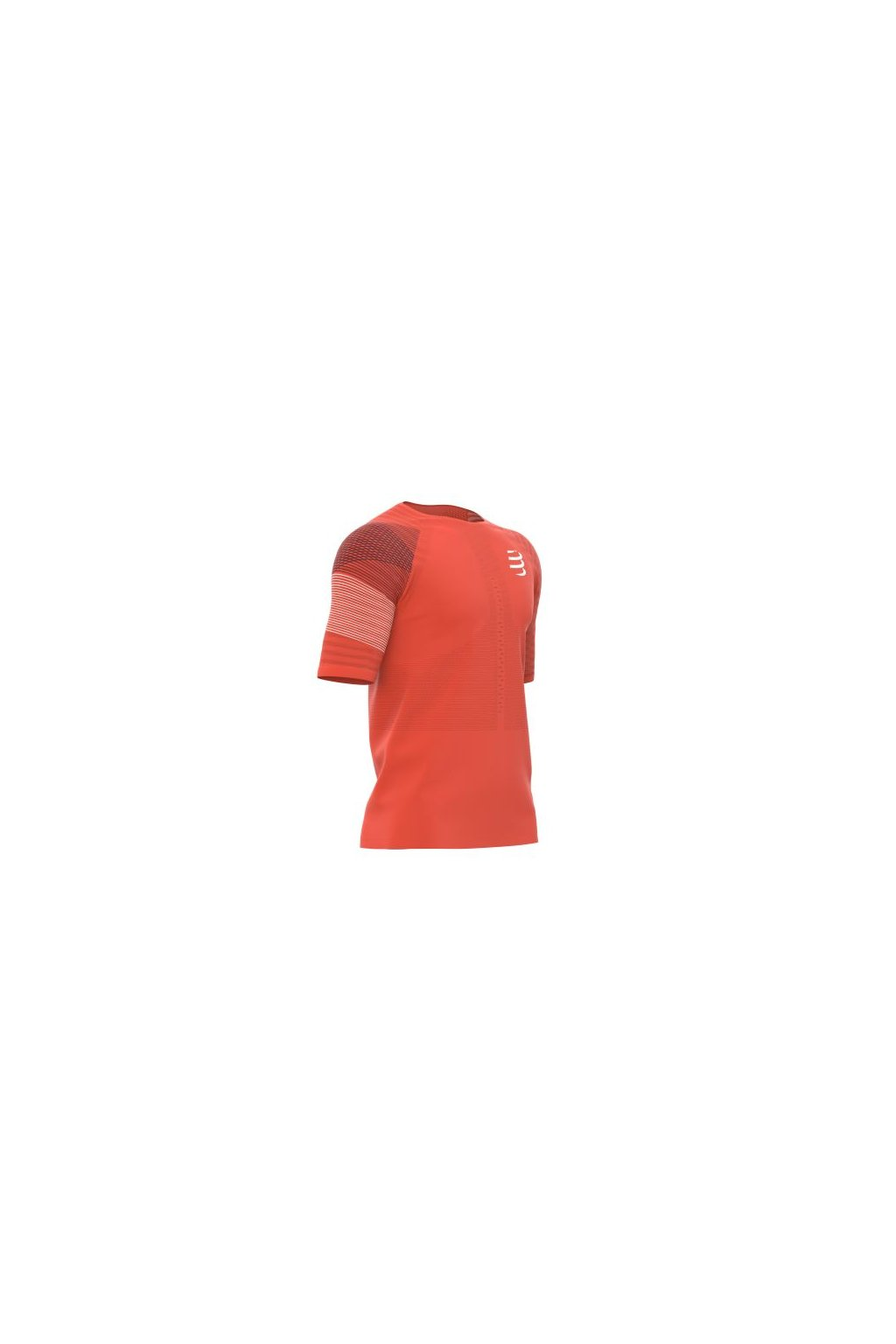 racing ss tshirt man blood orange s