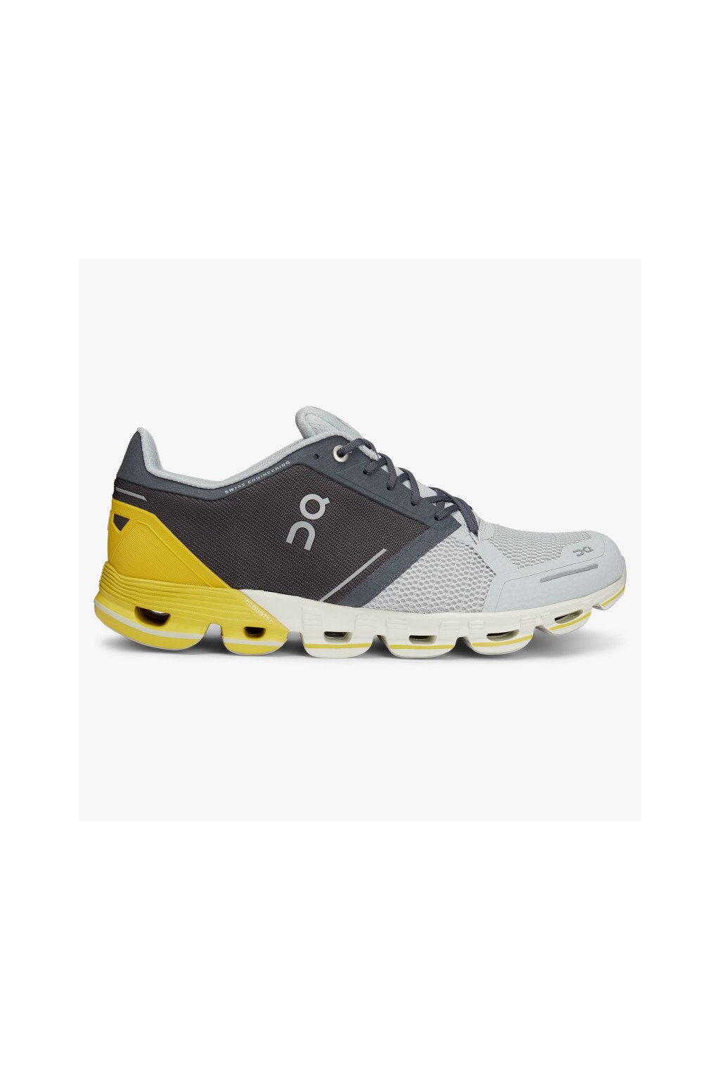ON CLOUDFLYER GREY LIME M