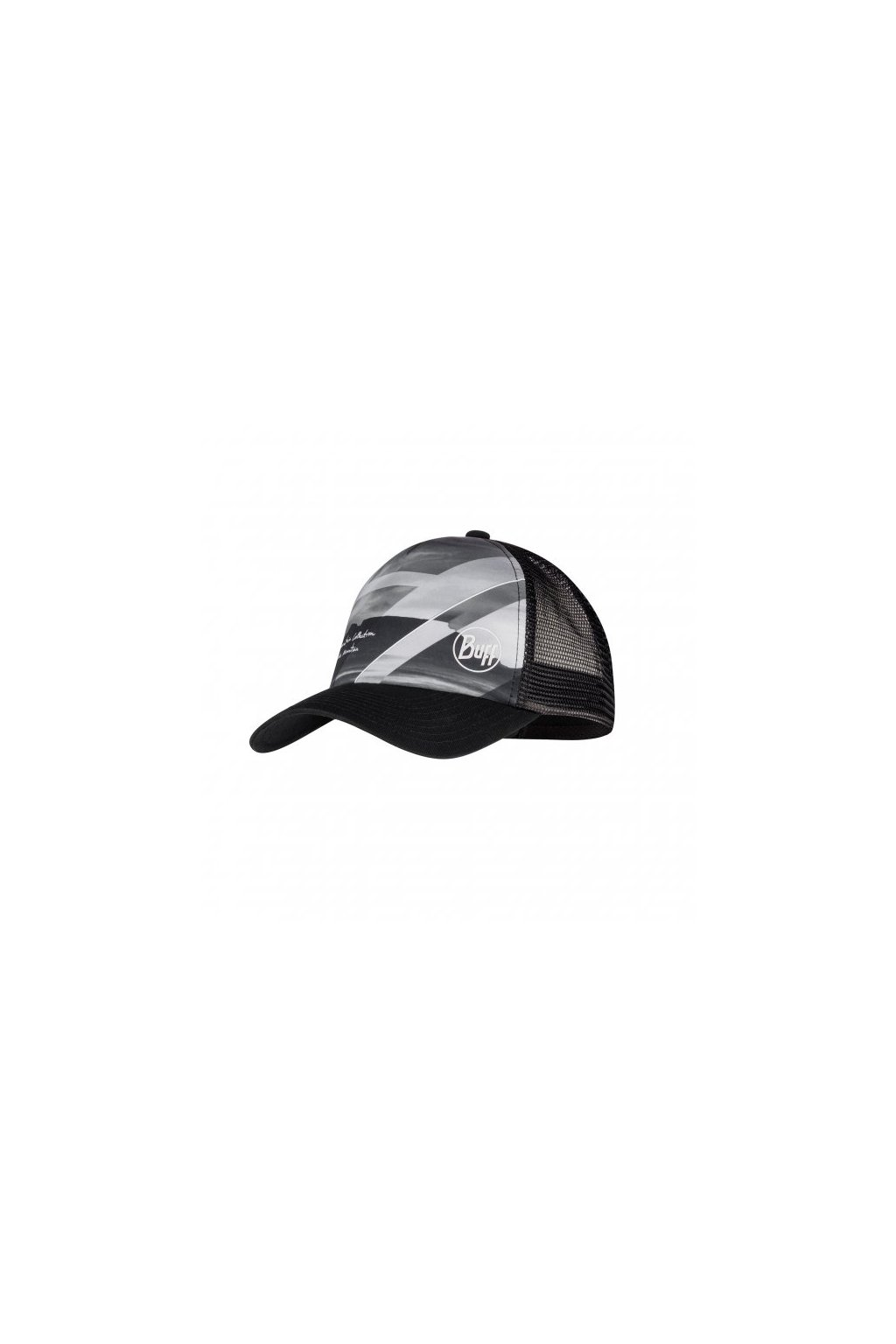 trucker cap table mountain black 1226009991000 ss20