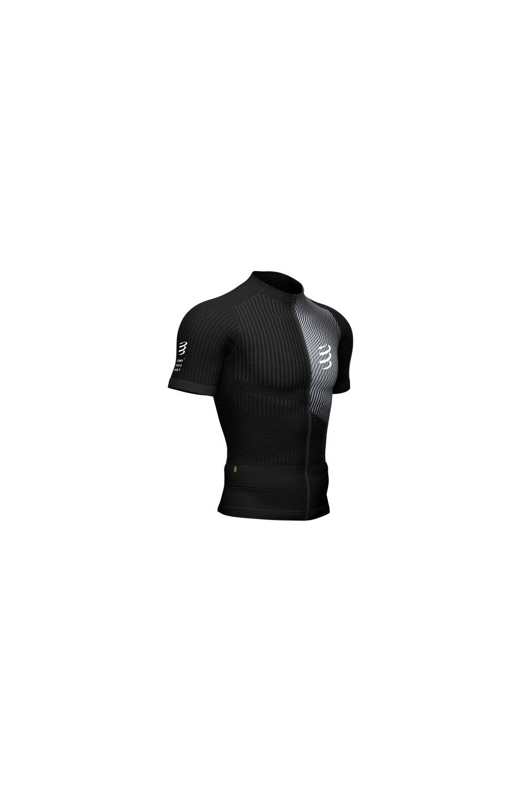 trail postural ss top black s