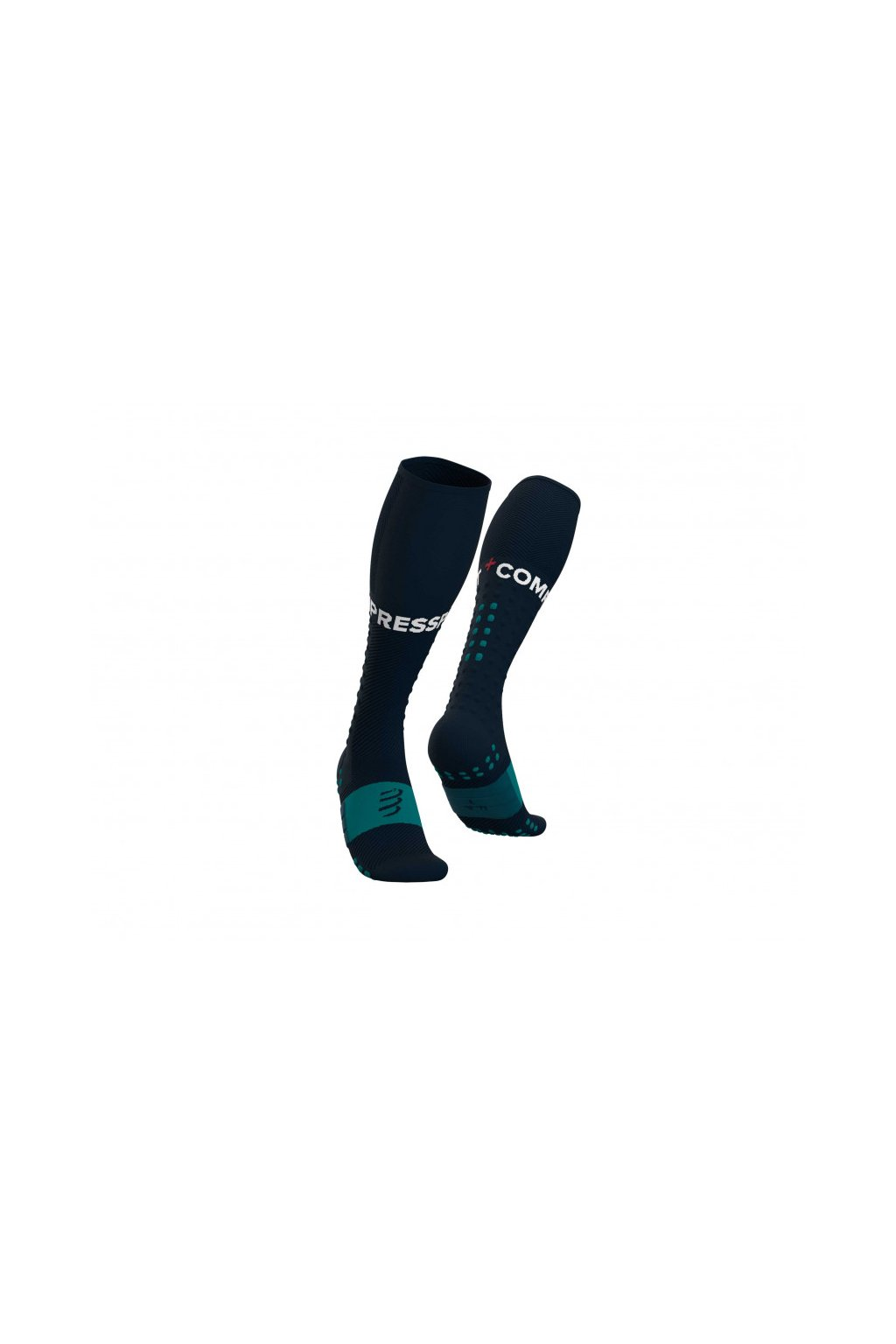 compression sock blue kopie