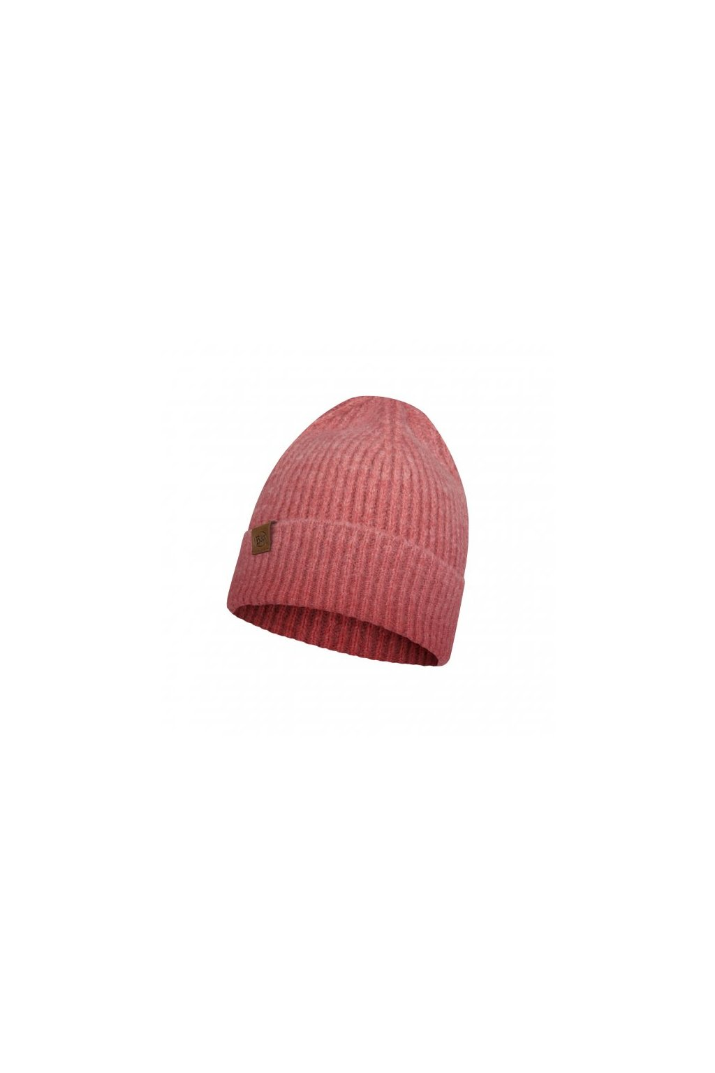 knitted hat buff marin pink 1235145381000