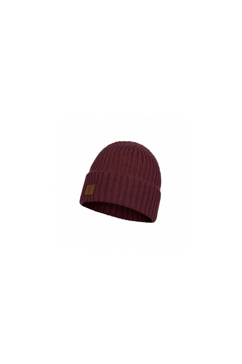 knitted hat buff rutger maroon 1178456321000