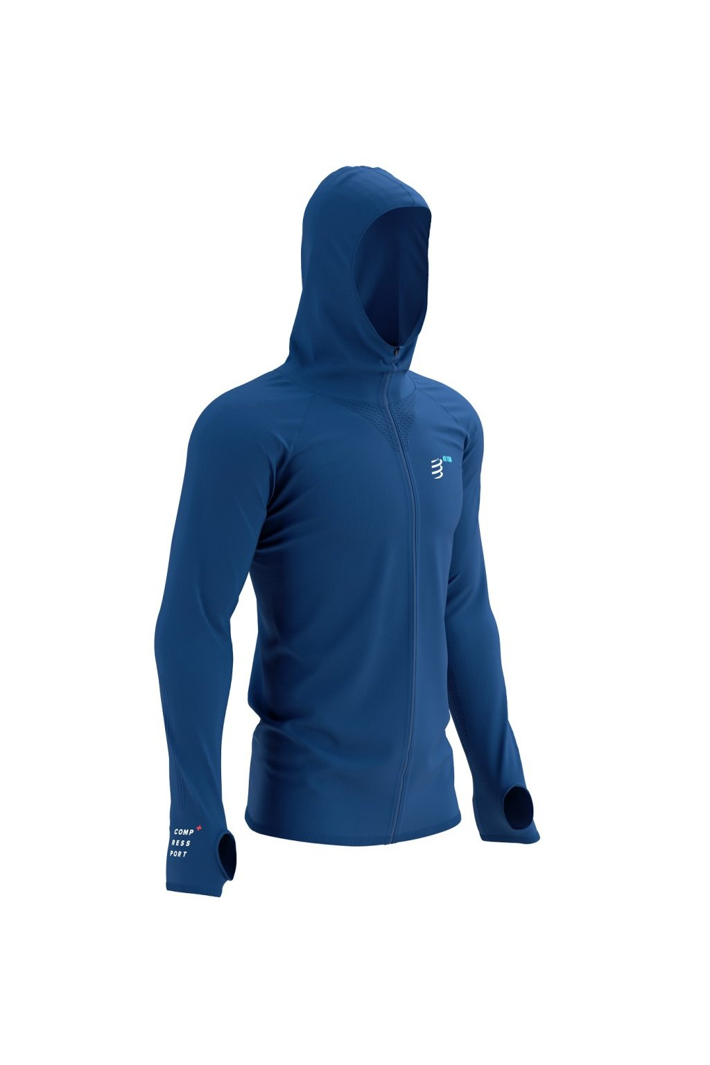 3d thermo seamless hoodie zip mont blanc 2021 (1)