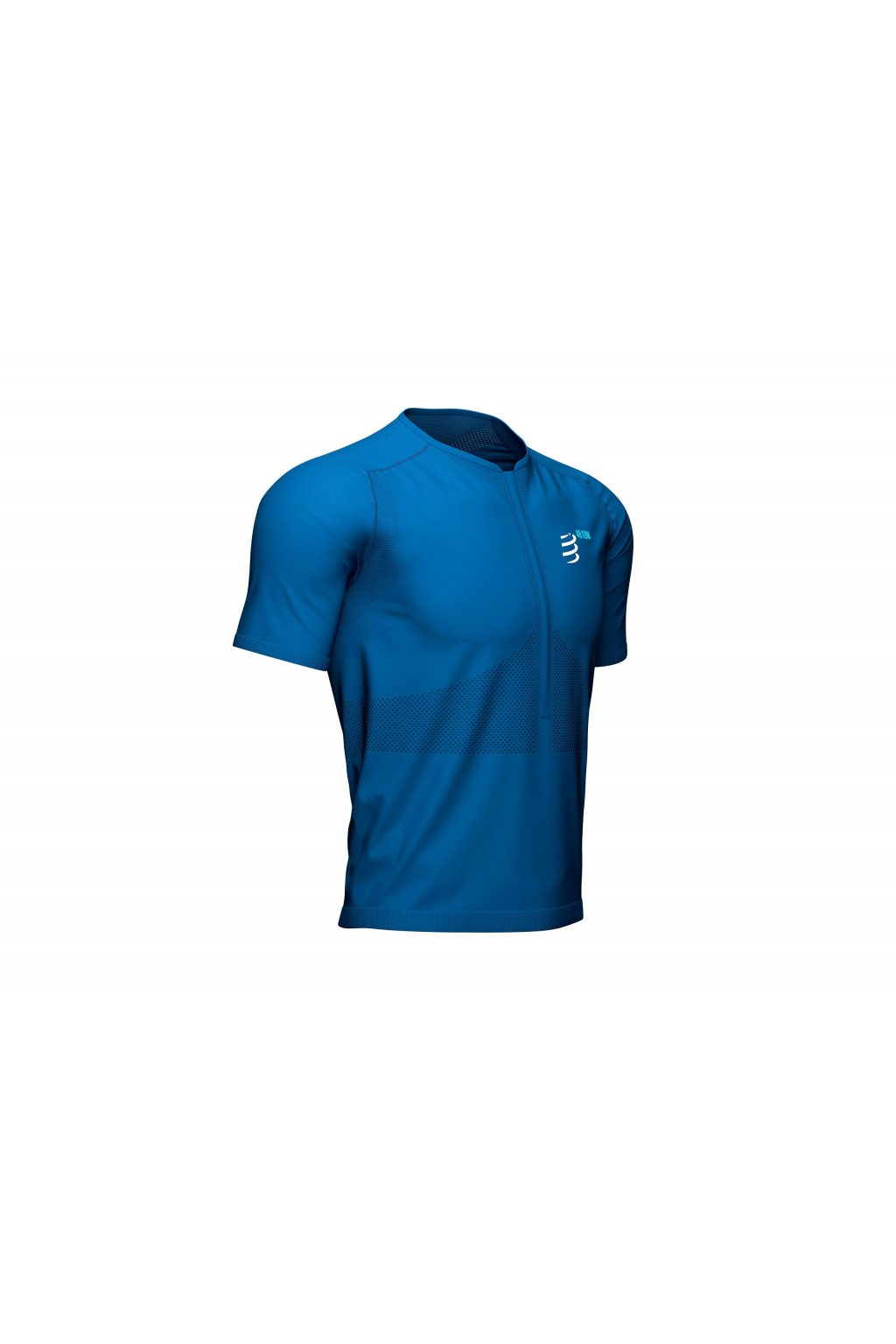 trail half zip fitted ss top mont blanc 2021