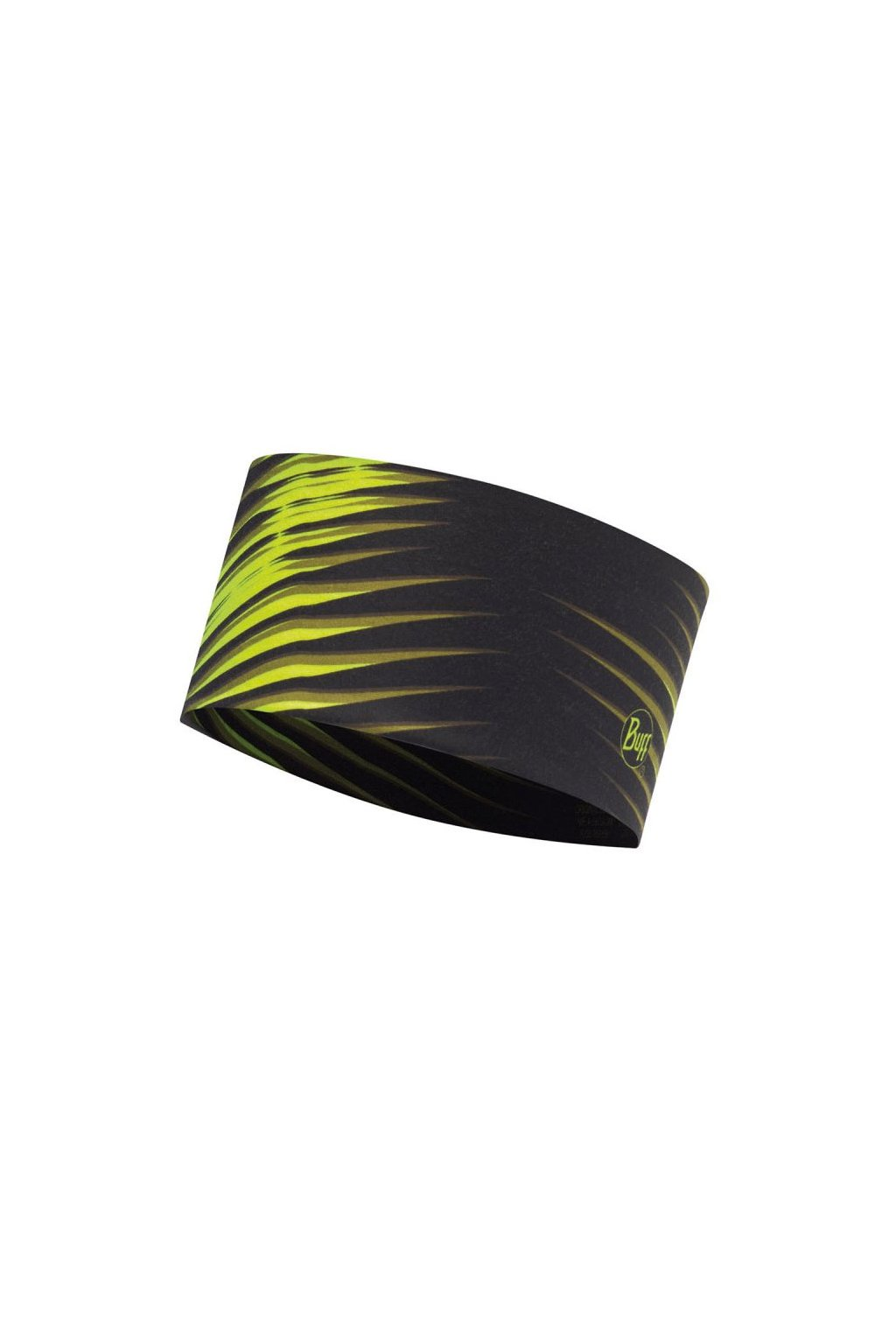 buff headband optical yellow fluor