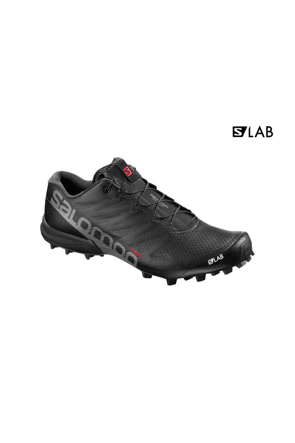 Obuv S/LAB SPEED 2 Black/Racing Red/Wh