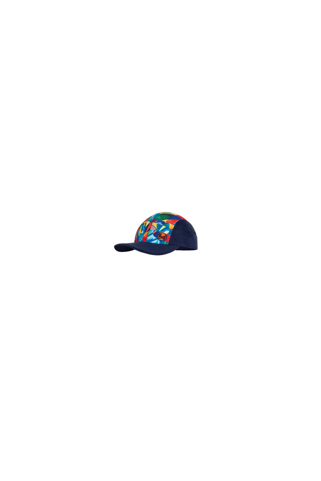 BUFF ČEPICE 5 PANEL CAP SPIROS MULTI KIDS