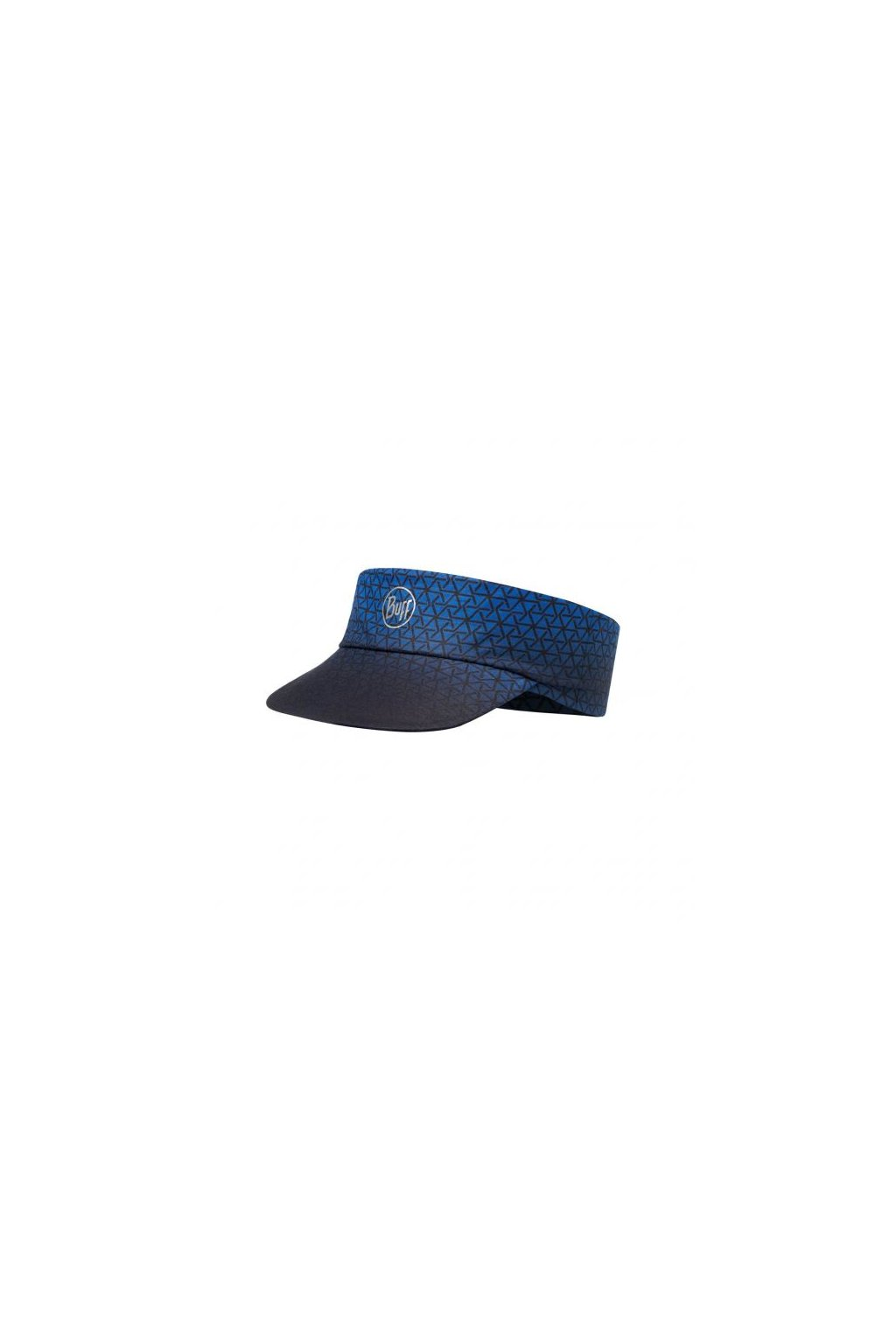 BUFF KŠILT PACK RUN VISOR R-EQUILATERAL CAPE BLUE
