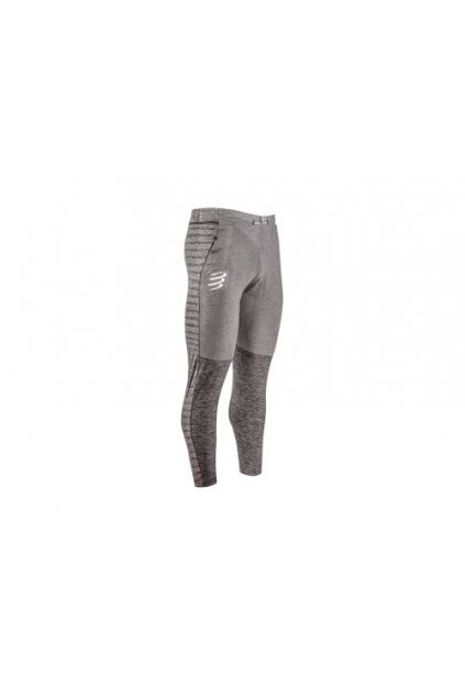 seamless pants grey melagne l