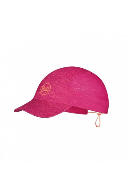 reflective pack run cap r pink htr 1225755381000 ss20