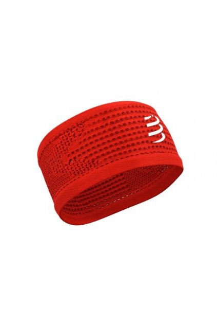 headband on off red