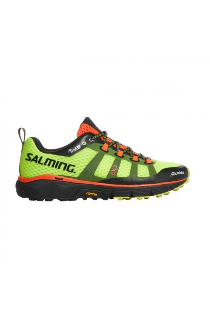 salming trail 5 men yellow