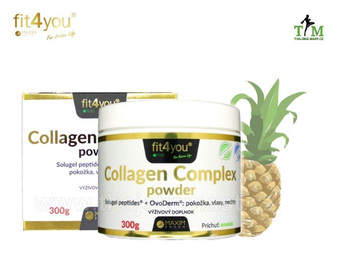 Collagen Complex Powder Fit4you 300g kolegen