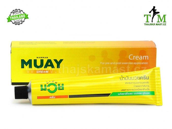 Originalní thajská mast Namman Muay 100g
