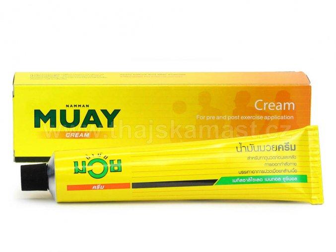 thajská mast krém Namman Muay 100g