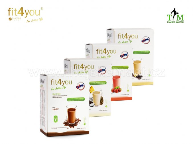 Dietní shake Fit4you