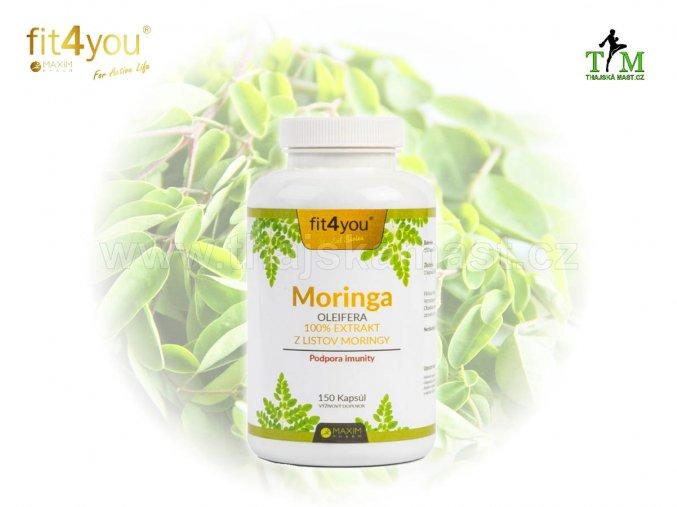 Moringa 100% extrakt čistá Fit4you