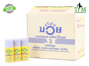 Thajský olej Namman Muay objem 120ml