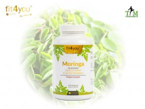 Moringa 100% extrakt čistá Fit4you