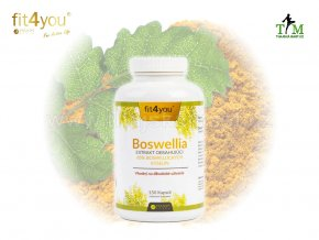 Boswellia Fit4you extrakt