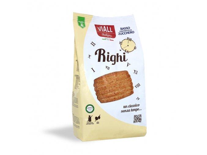 Bezlepkové sušenky RIGHI