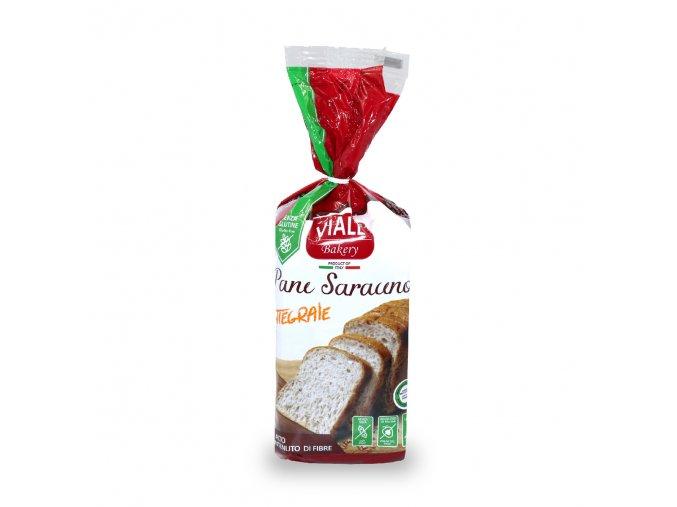 Chléb celozrnný pohankový