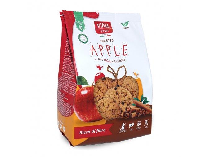 jablečné sušenky bezlepkové