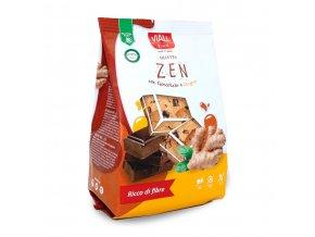 zázvorové sušenky s čokoládou bezlepkové
